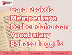cara memperkaya vocabulary