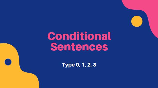 Pengertian Conditional Sentences