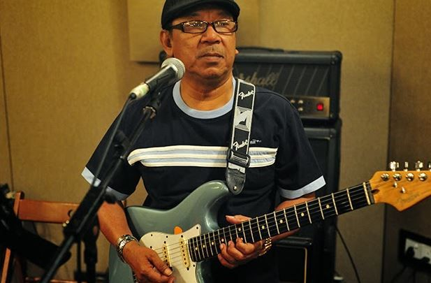 Komposer A Ali meninggal dunia
