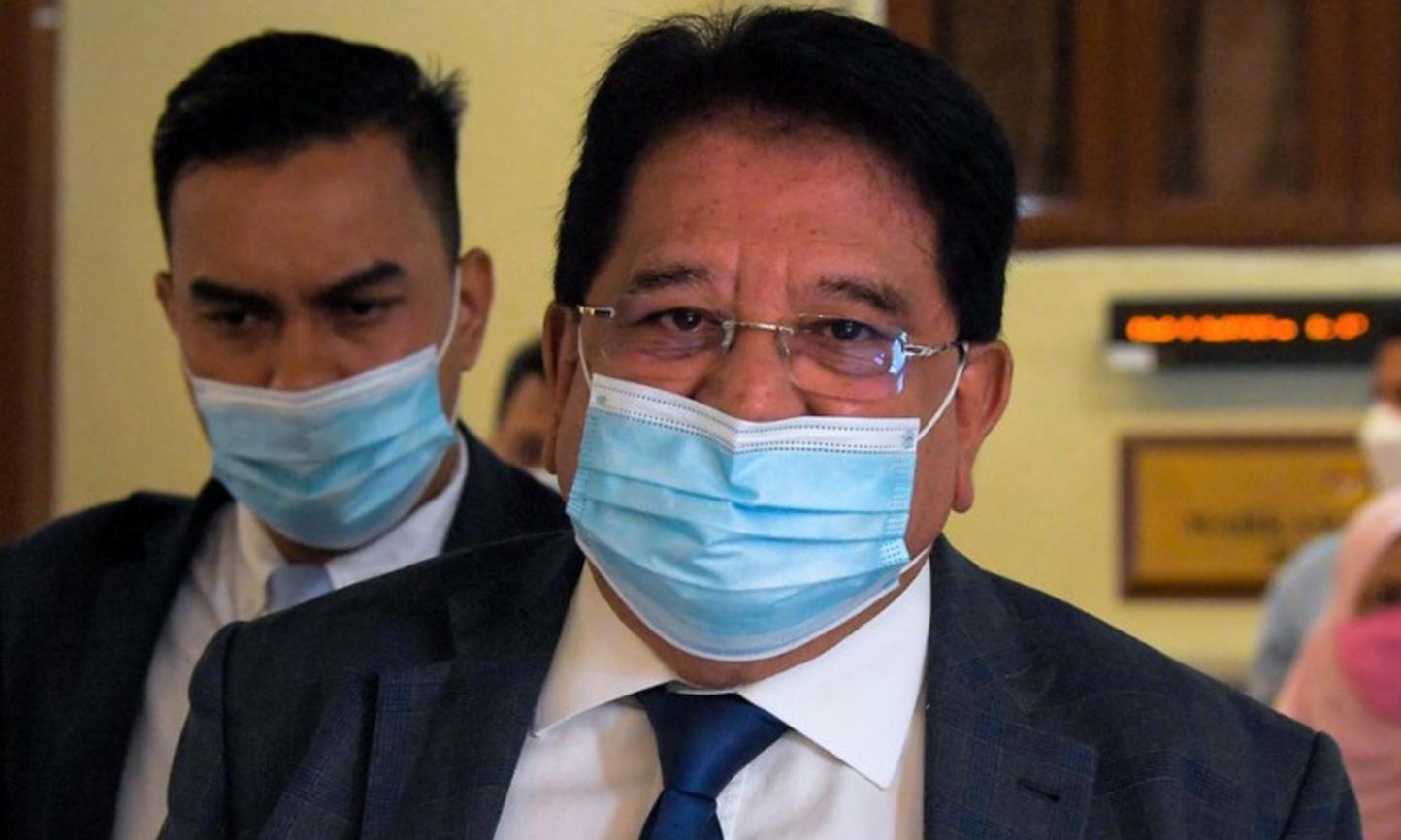 Ku Nan dilepas tanpa bebas tuduhan rasuah RM1 juta