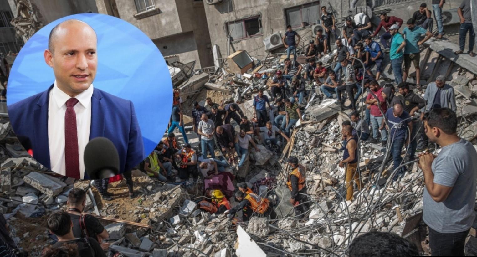 Kerajaan Baru Israel Serang Gaza, Langgar Genjatan Senjata