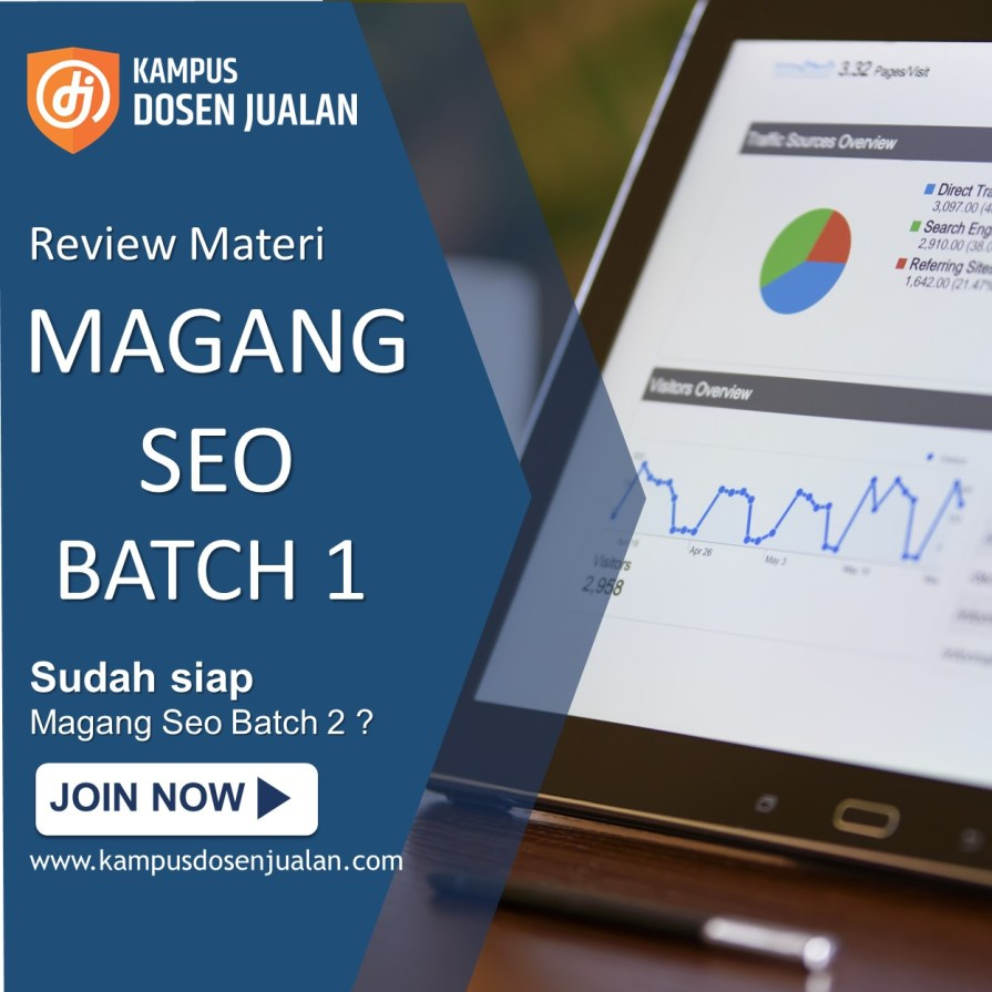 REVIEW MATERI MAGANG SEO