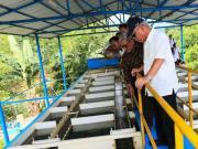 DPAK Cimahi Bangun Pengolahan Air di Pasirkaliki