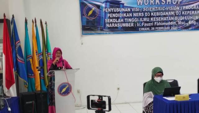 STIKES Budi Luhur Selenggarakan Wokshop Scientific Vision Prodi