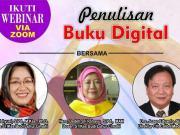 STIKES Budi Luhur Gelar Webinar Penulisan Buku Digital