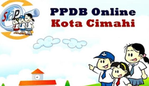 Mekanisme Pendaftaran PPDB Online Sekolah Kota Cimahi 1-17 Juli 2021