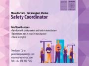 safety coordinator
