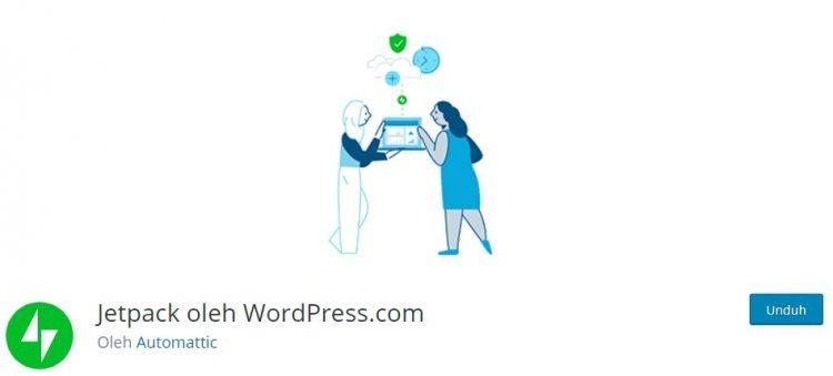Jetpack oleh WordPresscom