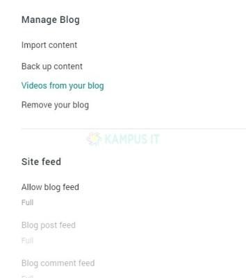 Cara membuat blogger blogspot gratis