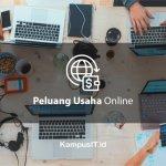 Peluang Usaha Online dengan Modal Kecil - Bisnis Online