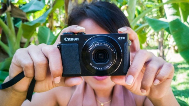 Kamera untuk Youtuber Terbaik Canon PowerShot G9X