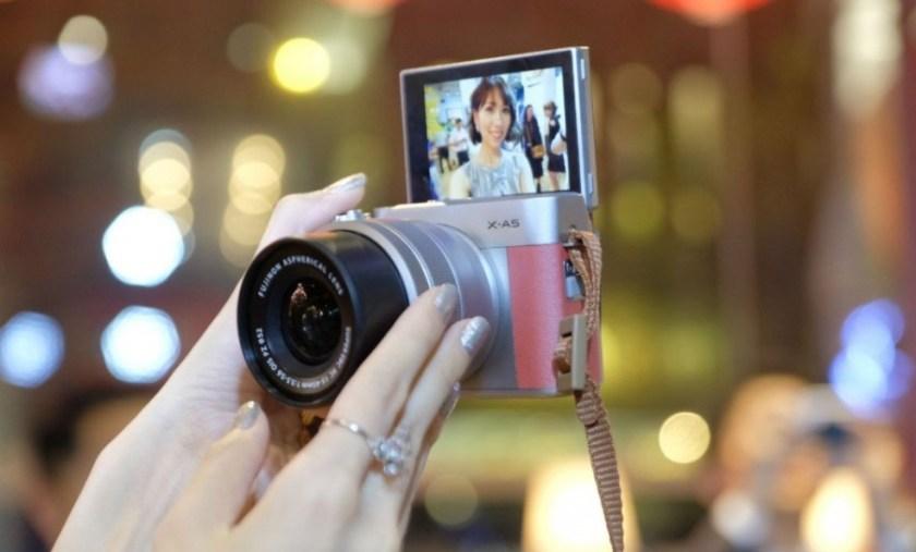 Kamera Selfie Terbaik Fujifilm X-A5
