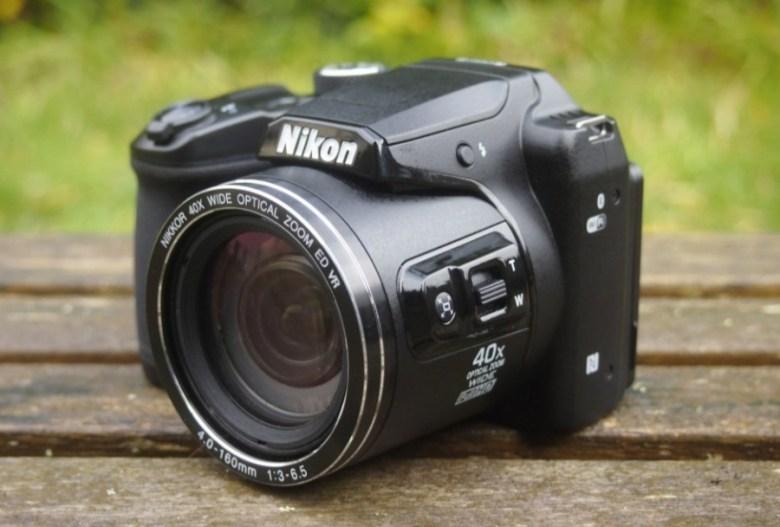 Kamera Travel Vlogger Nikon COOLPIX B500