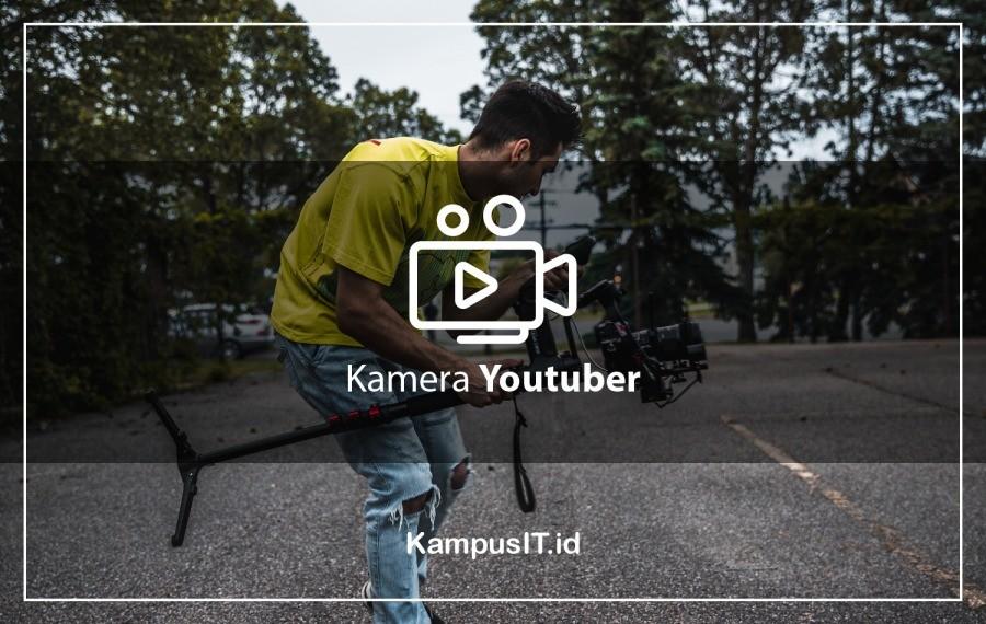 Kamera Youtuber