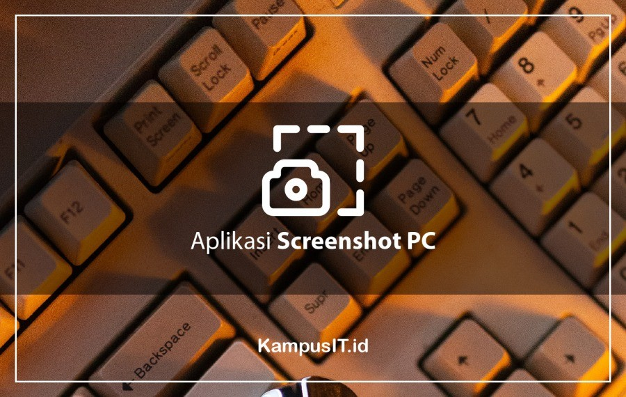 Aplikasi Screenshot PC