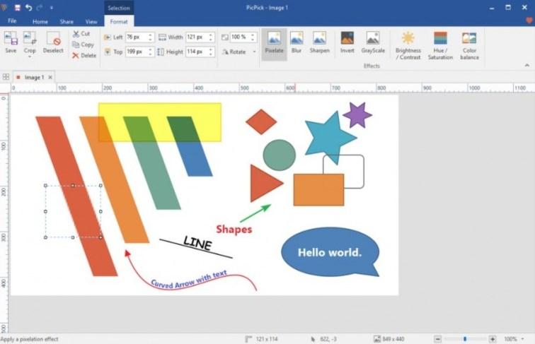 PicPick Aplikasi Screenshot Laptop