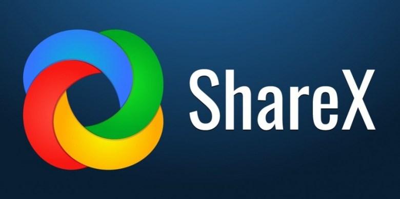 Print Screen Laptop dengan ShareX