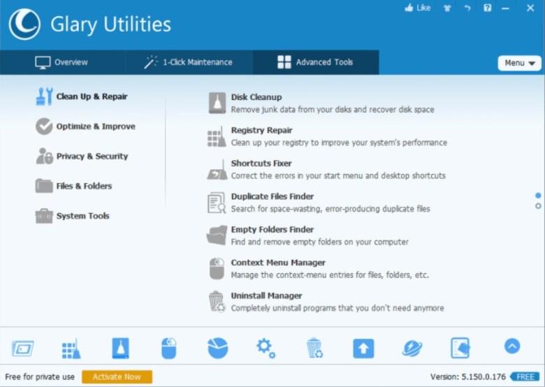 Glary Utilities Meningkatkan Performa Laptop