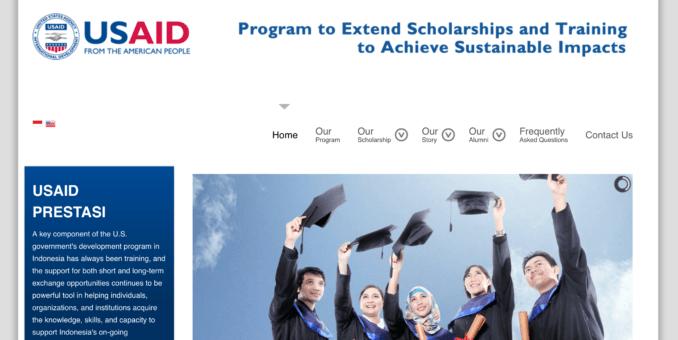 Beasiswa S2 Prestasi USAID
