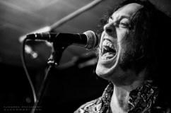 The Blue Ruin live at Snövit. Photography: kjanowski Photography
