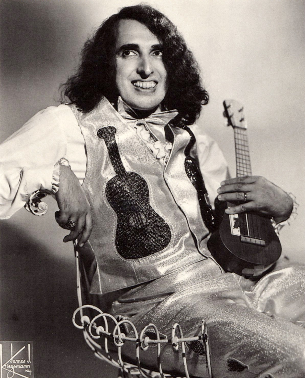 HALL OF FAME: TINY TIM