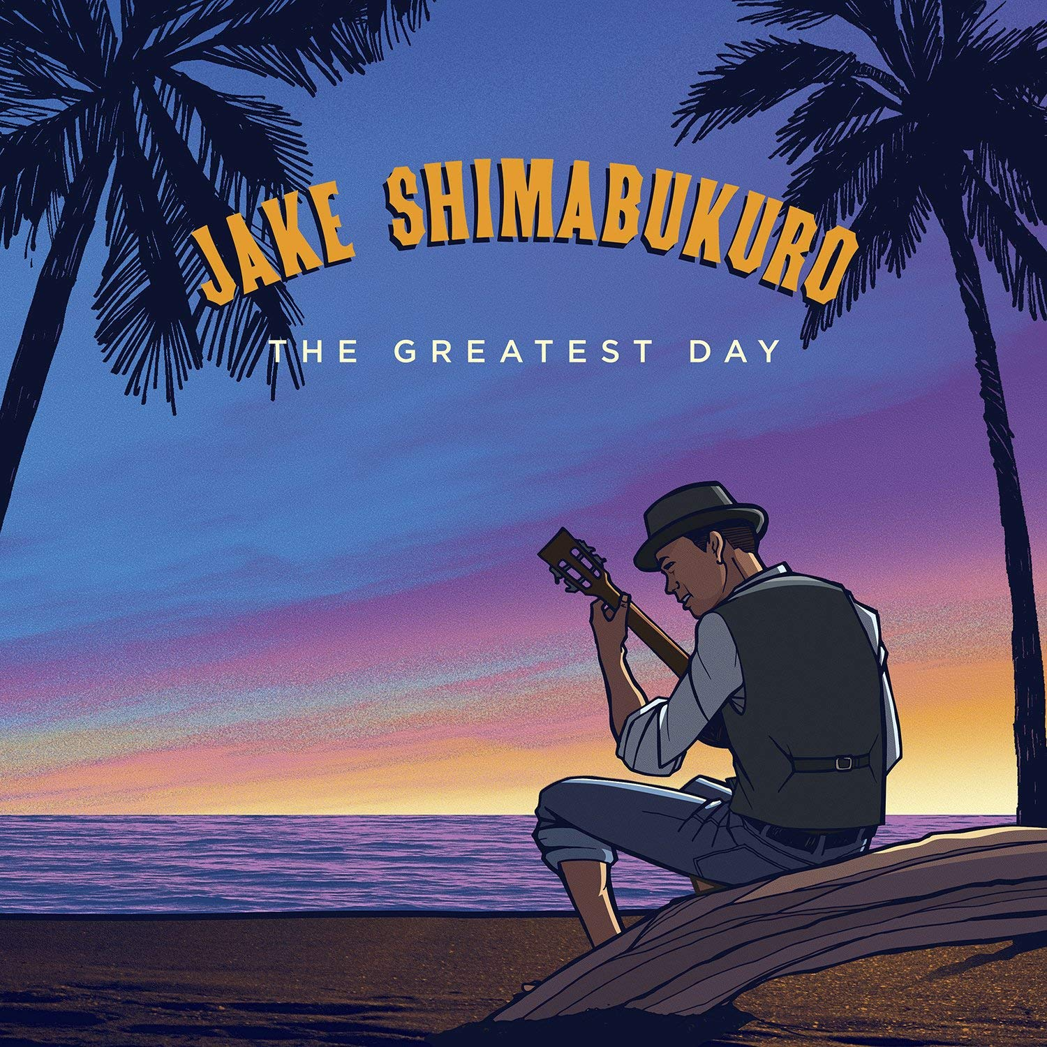 REVIEW: THE GREATEST DAY BY JAKE SHIMABUKURO