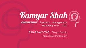 Business Consultant - Management Consultant