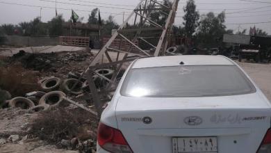 Photo of بعد تعرضه لحادث اصطدام سيارة … كهرباء كربلاء تعيد عمل المغذي في الحسينية