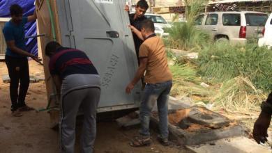 Photo of الموارد المائية في كربلاء تشن حملة لرفع التجاوزات على الانهر