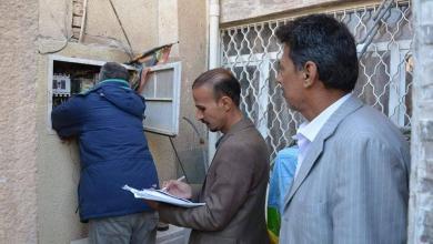 Photo of كهرباء كربلاء تنفذ حملة رفع التجاوزات وربط المقاييس في ملحق التعاون