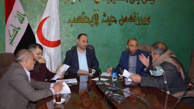 Photo of لجنة المساعدات الطبية التابعة لدائرة صحة كربلاء تواصل لقاءاتها بالمرضى وتسهيل مراجعتهم