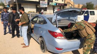 Photo of كربلاء: قوات مشتركة تنفذ ممارسة أمنية لبسط الأمن والنظام