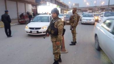 Photo of كربلاء: قوة من سرية سوات تدعم مفارز مرور المحافظة لفرض القانون والنظام