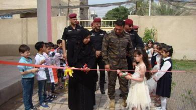 Photo of شرطة كربلاء تواصل اعادة الحَيَاة لمدارس المحافظة