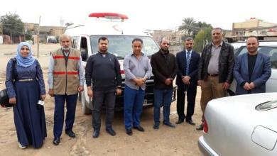 Photo of لجنة المساعدات الطبية الخدمية في كربلاء تستجب لمناشدات المواطنين