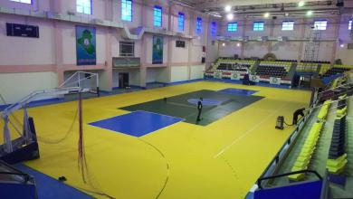 Photo of استمرار تأهيل قاعة كربلاء الاولمبية