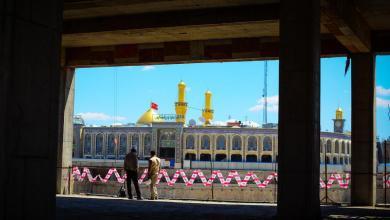 Photo of بالصور /  انجاز المرحلة الاولى لمشروع  صحن العقيلة زينب عليها السلام.