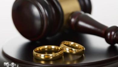Photo of القضاء يصدر احصائية بحالات الزواج والطلاق لعام 2018