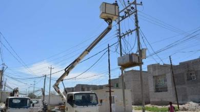 Photo of كهرباء كربلاء: نصب محولة كهربائية جديدة سعة (400kvA) في منطقة الصافية الثانية