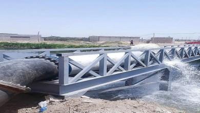 Photo of ماء كربلاء تكمل المرحلة الرابعة من الخط الناقل في الجدول الغربي