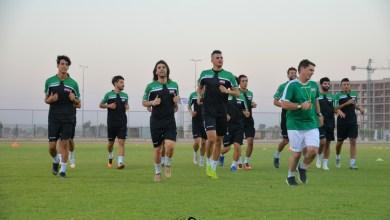 Photo of بالصور: الوحدة التدريبية الثانية لمنتخبنا الوطني العراقي في كربلاء