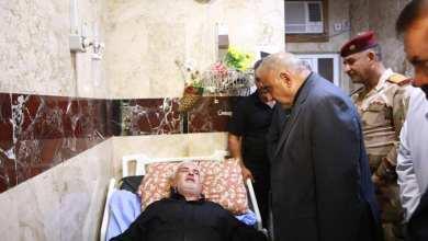Photo of عاجل: وصول رئيس الوزراء عادل عبد المهدي الى كربلاء