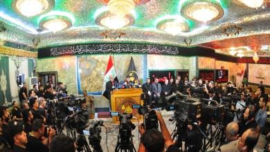 Photo of بحضور عدد من وسائل الاعلام  العتبة الحسينية ترد ببيان صحفي على الاساءة من قناة أمريكية
