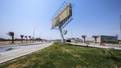 Photo of مشتل العتبة الحسينية يعمل على إنشاء حدائق فريدة من نوعها في مطار كربلاء الدولي