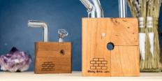 Vaporizér Sticky Brick – dřevo, které vám dá zabrat (sponzorovaný článek)