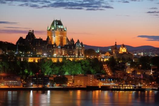Quebec, Kanada, Kanada Banda