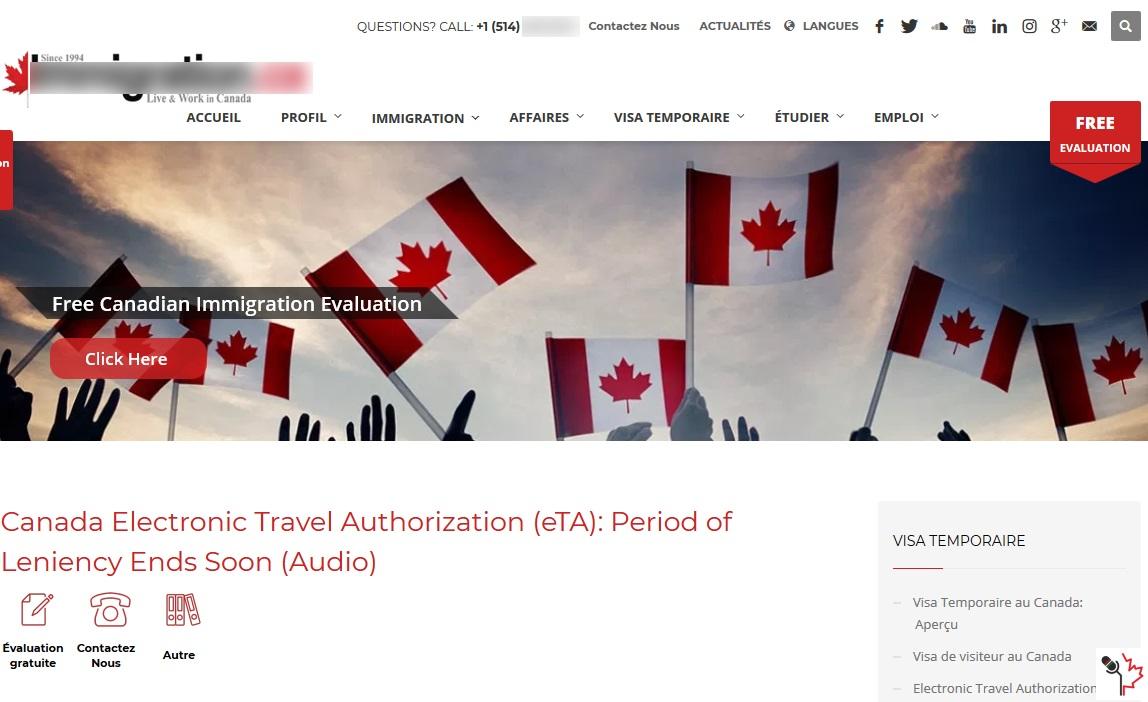Ingyenes csatlakozási oldalak Kanadában