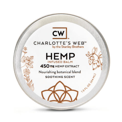 hemp infused balm 450mg