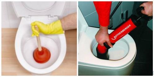 Kuka za vodu do WC-a