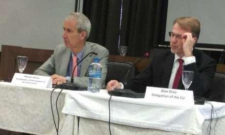 Канал Вис дел од семинарот на Европската Унија и Локалните Медиуми